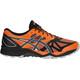 asics Gel-Fujitrabuco 6 - Zapatillas running Hombre - naranja/negro